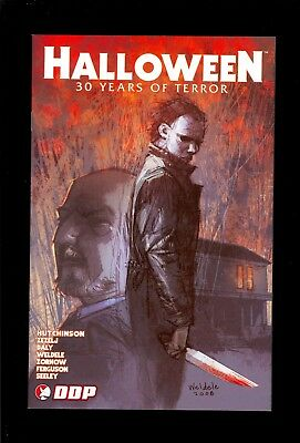 HALLOWEEN 30 YEARS OF TERROR #1B  DDP  NEAR MINT  NM  COMIC - Halloween 30 Years Of Terror Comic Book