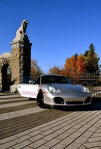 porsche 911 carrera 4 cabriolet 2003