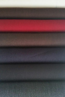 Wolle Gabardine (Gabardine, Schurwoll-Mischung, Stoff Meterware ca.150cm breit, diverse Farben)