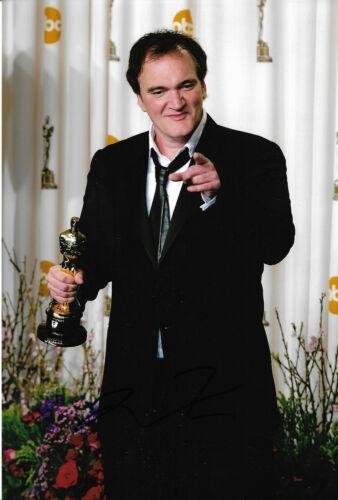 Quentin Tarantino Autogramm signed 20x30 cm Bild