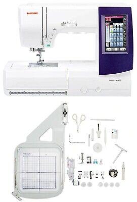 Janome Horizon Memory Craft 9850 Sewing Embroidery Machine