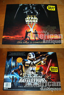 Star Wars Revenge Of The Sith Limited Edition Lithograph Best Buy Exclusive