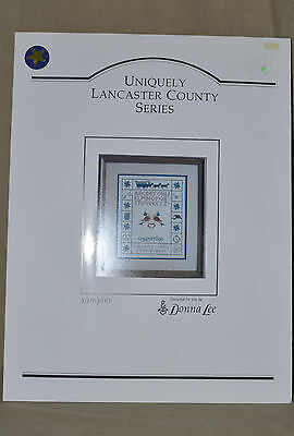 Uniquely Lancaster County Series by Donna Lee