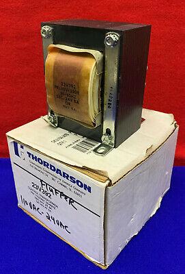 Thordarson 23v392 Control Transformer