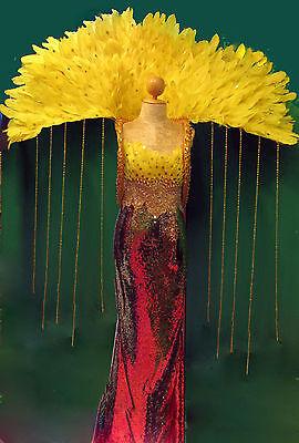 Da NeeNa C059 Showgirl Stage Princess Diva Backpack Costume - Diva Kostüm Set
