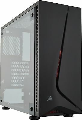 Corsair Carbidee Spec-05 Mid Tower ATX Computer Gaming Case Side Panel Black