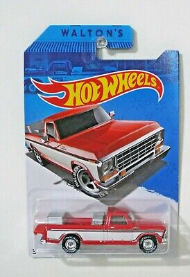 HOT WHEELS WALTONS 1979 FORD F-150 TRUCK