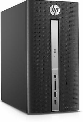 NEW HP Pavilion 570-033w Desktop PC – Intel Core i7-7700, 3.6GHz, 16GB Ram,