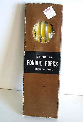 Фондю Retro Fondue Forks 6 Piece
