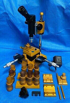 Chiron Diamond Magnum Optometry Optometrist Microscope Nikon Slwd 10x Objective