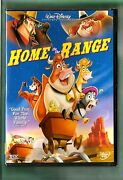 Disney Home on The Range DVD