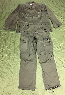 ( Large) Vietnam  OD  Tropical Combat Uniform Set (Reproduction)