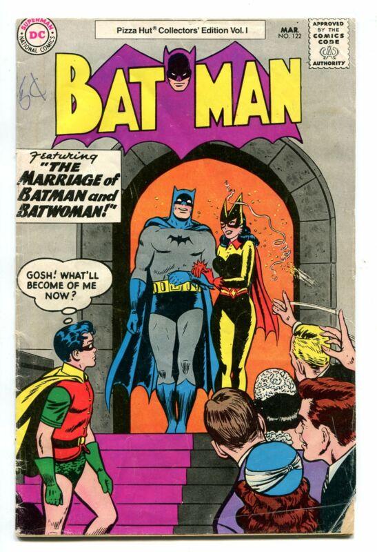 BATMAN # 122