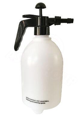 Químico Pulverizador 3L - Jardín/Limpieza - Ácido Hierbas Eliminador Bleach