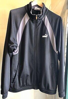 Vintage Puma Sport Men's Jacket Large