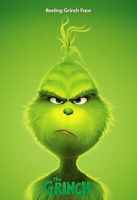 Grinch Poster (The Grinch Poster)