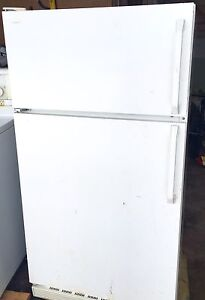 Appliances for sale: Fridge, Dishwasher and Range Hood