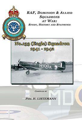 No. 133 (Eagle) Squadron 1941 - 1942, used for sale  USA