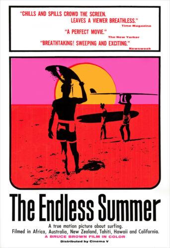 Endless Summer - Movie Poster Print