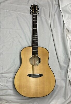 Breedlove Guitar Dreadnought Myrtlewood Refinished Made In USA