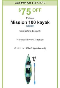 Paddle For Kayak | Kijiji in Alberta  - Buy, Sell & Save