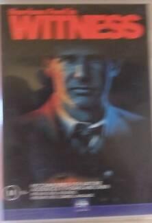 WITNESS-HARRISON FORD DVD