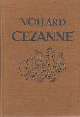 Ambroise Vollard: Paul Cézanne  (mit 24 Abbildungen auf Tafeln)   1921