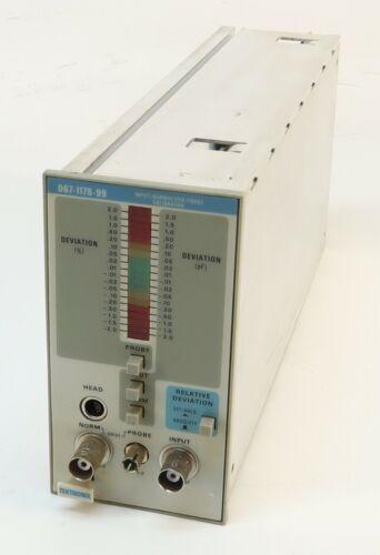 Tektronix 067-1178-99 Input, Normalizer, Probe Calibrator Module