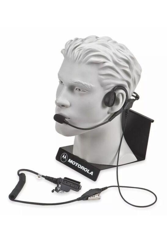 NEW MOTOROLA RMN4049 SPEAKER MIC HEADSET XTS1500 XTS2500 XTS5000 HT1000 MTS