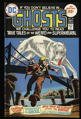 Ghosts #36 VF/NM 9.0