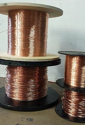 20 Awg Bare Copper Wire - 20 Gauge Solid Bare Copper - 100 Ft