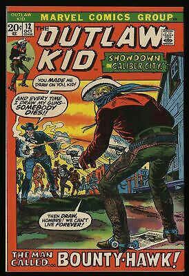 Outlaw Kid #12 VF+ 8.5