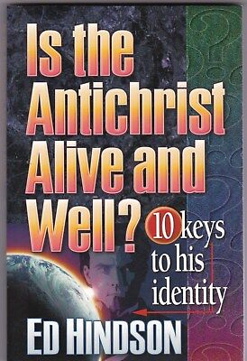 4 Christian Books - Anti-Christ - Globalism - Day of the Lord and more