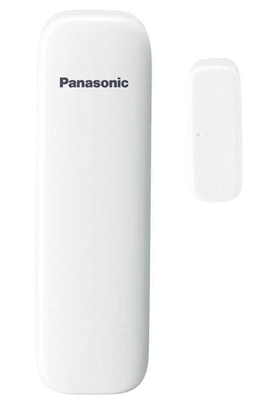 Panasonic Add-On Window/Door Sensor for KX-HNB600 Hub Unit White KX-HNS101W