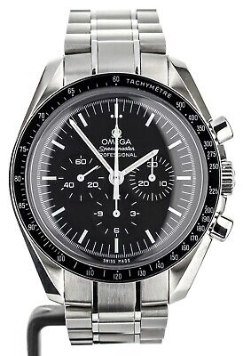Omega Speedmaster Professional 42mm 31130423001005 complete Set Dated 2019