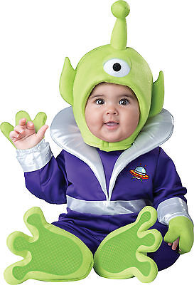 Infant Baby Mini Alien Costume