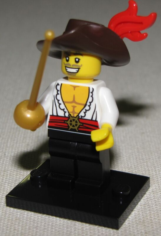LEGO NEW SERIES 12 MINIFIGURES 71007 YOU PICK MINIFIGS UNUSED ONLINE GAME CODE  Swashbuckler Musketeer