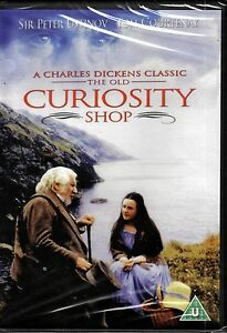 The-Old-Curiosity-Shop-DVD-1995-2007-Tom-Courtenay-James-Fox-NEW-SEALED
