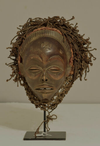 Mask African Chokwe Female Fertility Mask