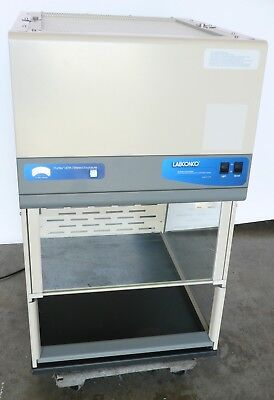 Used, LABCONCO 3980200 Purifier HEPA Filtered Enclosure w/Built-in Blower, 2'  #39804 for sale  Scotts Valley