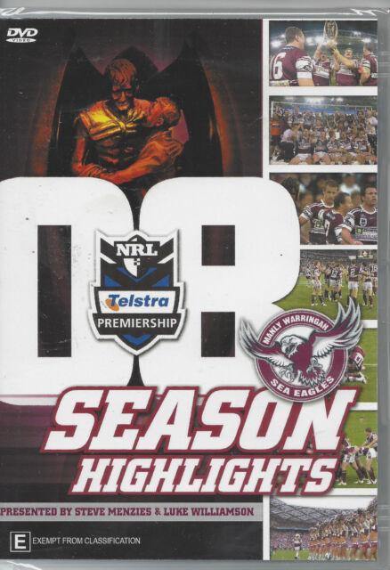 NRL - 2008 Premiers Season Highlights (DVD, 2008)
