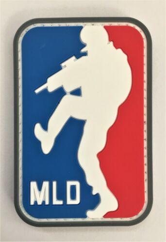 Major League Door Kicker PVC Patch Hook & Loop SEAL Team VI SOI 2nd Amendment 96