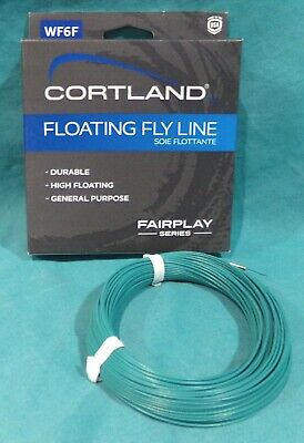 Rio Mainstream Full Sinking Trout Fly Line WF4S3 FREE SHIPPING 6-20370