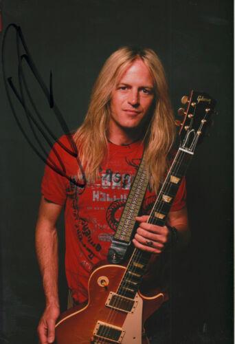 "Doug Aldrich ""Whitesnake/The Dead Daisies"" Autogramm signed 20x30 cm Bild"