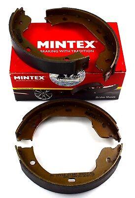 MINTEX REAR PARKING BRAKE SHOES SET BMW VW RR ALPINA MFR544 (REAL IMAGE OF PART)