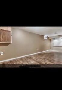 Full basement for Rent ** house is located in Caledonia**
