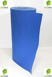 Passatoia blu tappeto piscina matrimonio negozio h mt 1 - Tappeto sottopiscina ...