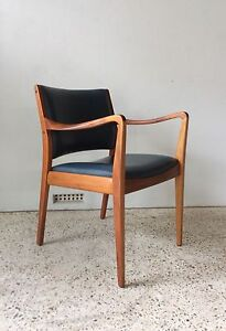 Vintage Mid Century Modern Armchair by TH Brown Duncraig Joondalup Area Preview