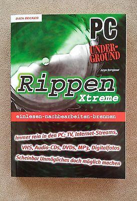 PC Underground, Rippen extreme, Data Becker Buch