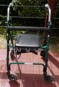 DISABILITY MOBILITY ELDERLY WALKER ROLLATOR WALKING PUSHER Aldgate Adelaide Hills Preview
